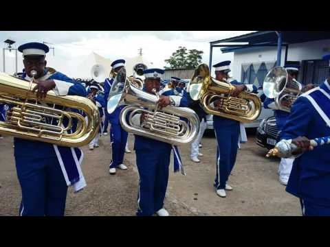 St. John's Apostolic Faith Mission -Ikageng Brass Band.
