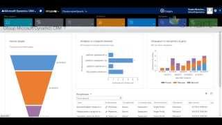 Начиная работу с Microsoft Dynamics CRM 2013