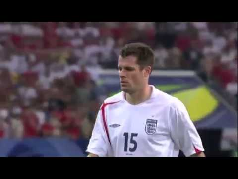 Jamie Carragher Penalty Miss