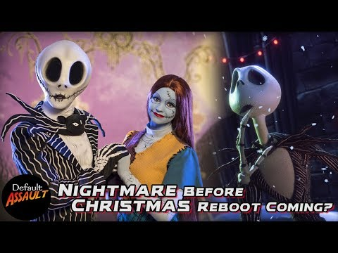 Disney Planning NIGHTMARE BEFORE CHRISTMAS Remake or Sequel?