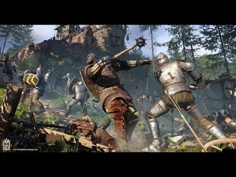 Kingdom Come Deliverance Game Devs Fight Charge Game Is Racist & Sexist