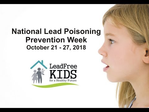 national-lead-poisoning-prevention-week-2018