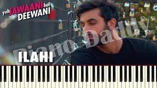 Ilahi (Yeh Jawaani Hai Deewani) Piano Tutorial ~ Piano Daddy