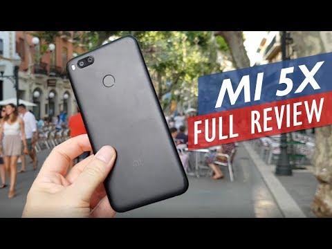 Xiaomi Mi 5X Review - Full In-Depth Review