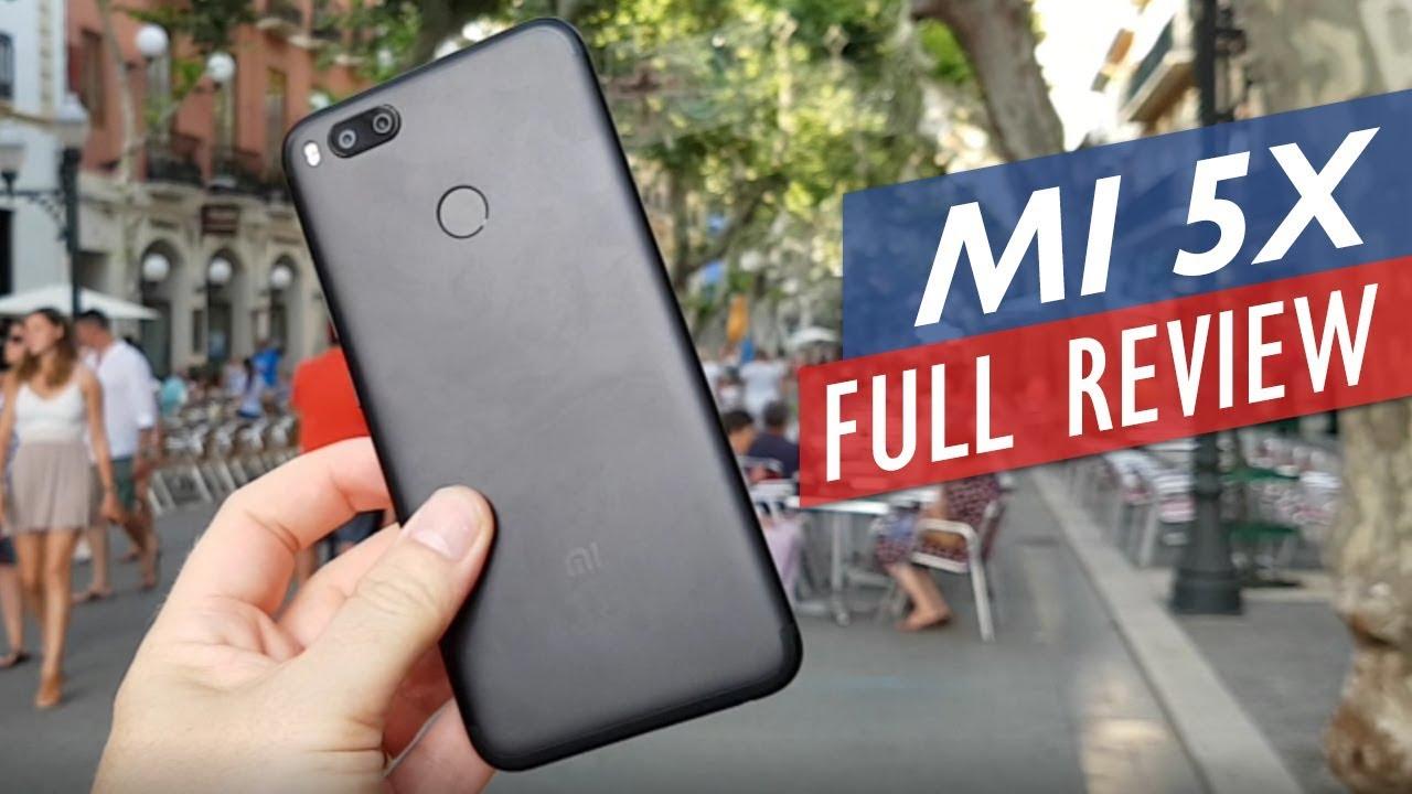 Xiaomi Mi 5X - Review