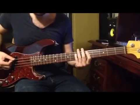 """Elevation Worship """"I Will Look Up"""" - Bass tutorial"""