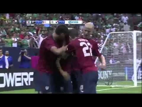 Clint Dempsey Goal, USA vs Panama, 1-0.