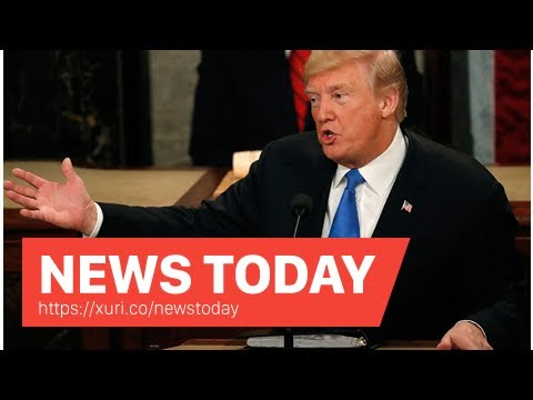 News Today - Trump called for compromise as Republicans grapple with immigration
