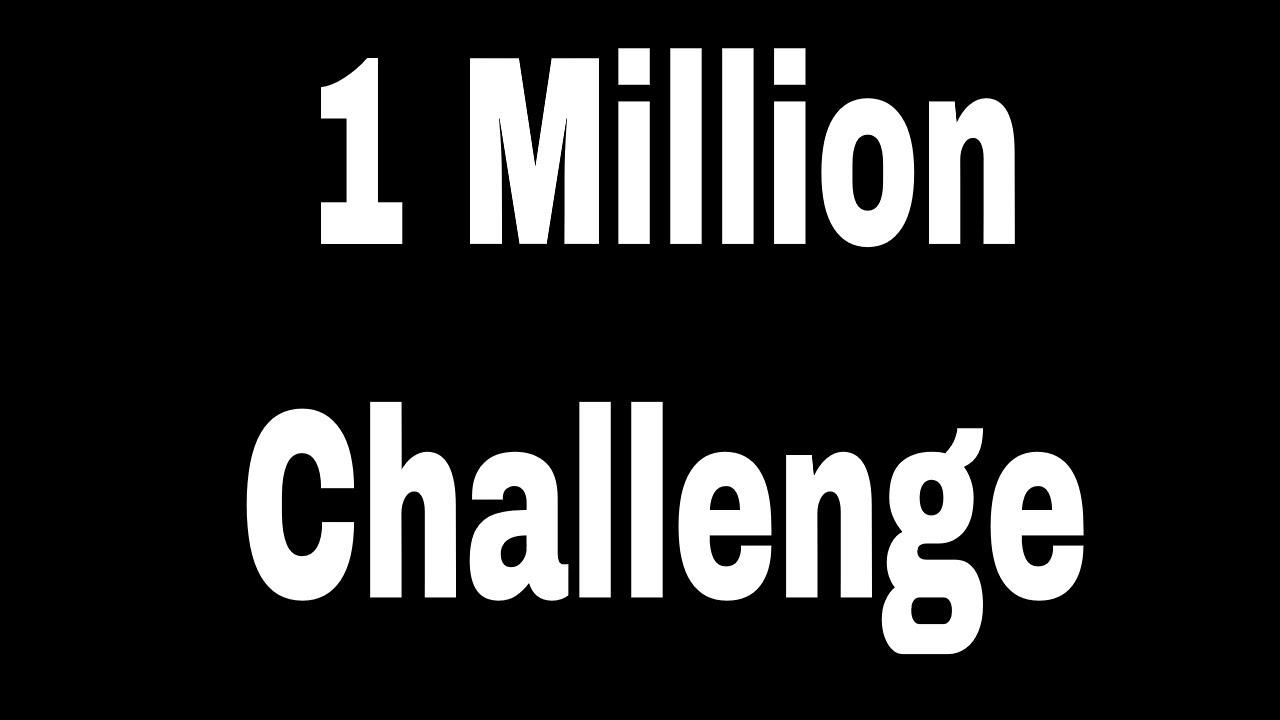 1 Million Tron TRX Challenge - About To Get Underway! 2