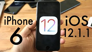 iOS 12.1.1 OFFICIAL On iPHONE 6! (Review)