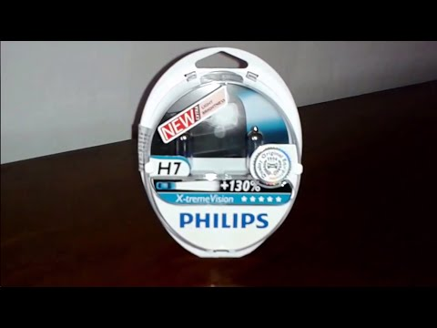 Philips X-treme Vision +130% Road Test