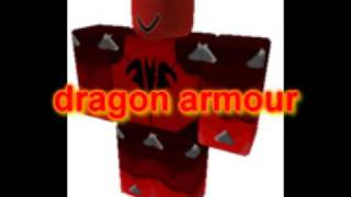 roblox runescape armour: full bandos + full dragon my 2nd sony vegas video