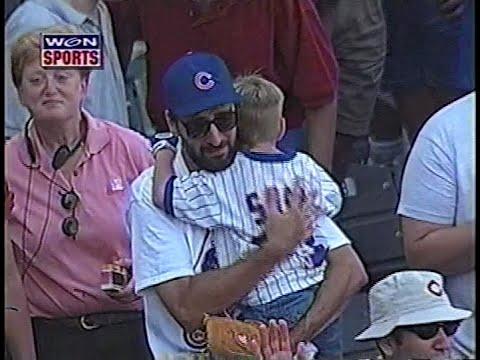 Brewers at Cubs - Sunday, September 13, 1998 - WGN