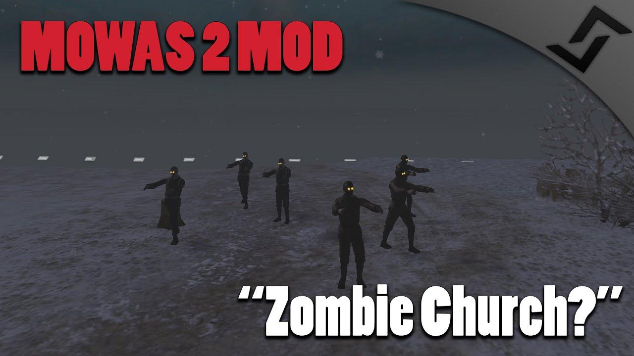 Men of War: Assault Squad 2 - Zombies?!?! - Singleplayer Mod