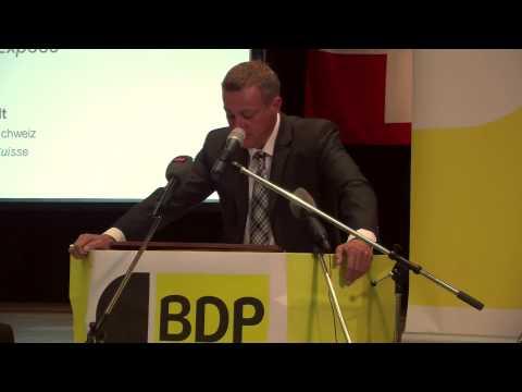 Rede Martin Landolt DV Reinach 2014