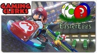 Mario Kart 8 | EasterEggs