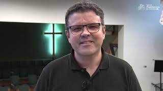 Diário de um Pastor com o Reverendo Marcelo Pinheiro - Colossenses 4:2-3, 26/10/2020.