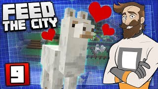 Feed The City #9 - The Great Llama Rescue Mp3