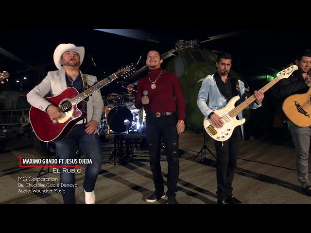 El Rubio - Christian Felix y Su Maximo Grado Ft. Jesus Ojeda (En Vivo 2018) EXCLUSIVO
