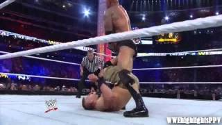 rock vs cena wrestlemania 29 i hate everything about you