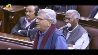 Sitaram Yechury Lashes Out At Smriti Irani For Citing Goddess Durga Comments | JNU Issue