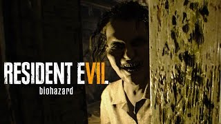 RESIDENT EVIL 7 BIOHAZARD - Full Singleplayer Gameplay - Let's Play Walkthrough LIVESTREAM PART 3
