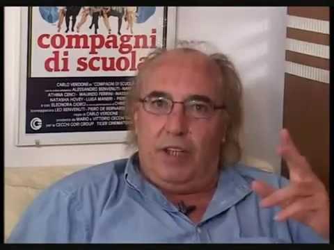 Angelo Bernabucci INTERVISTA