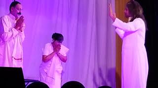 Malayalam Comedy skit at doha Rosary church