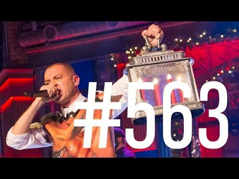 Вечерний Ургант - Андрей Воробьёв, Oxxxymiron - 563 выпуск от 09.12.2015