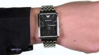 emporio armani gents classic watch ar1662