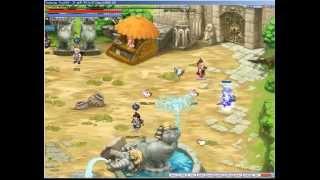 当時の資料も兼ねた、MMORPGトリックスターのマップ散歩動画です。 ※お...