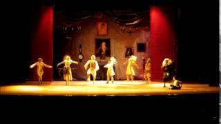 Espetáculo Entre 7 Palmos - o musical | Trailer