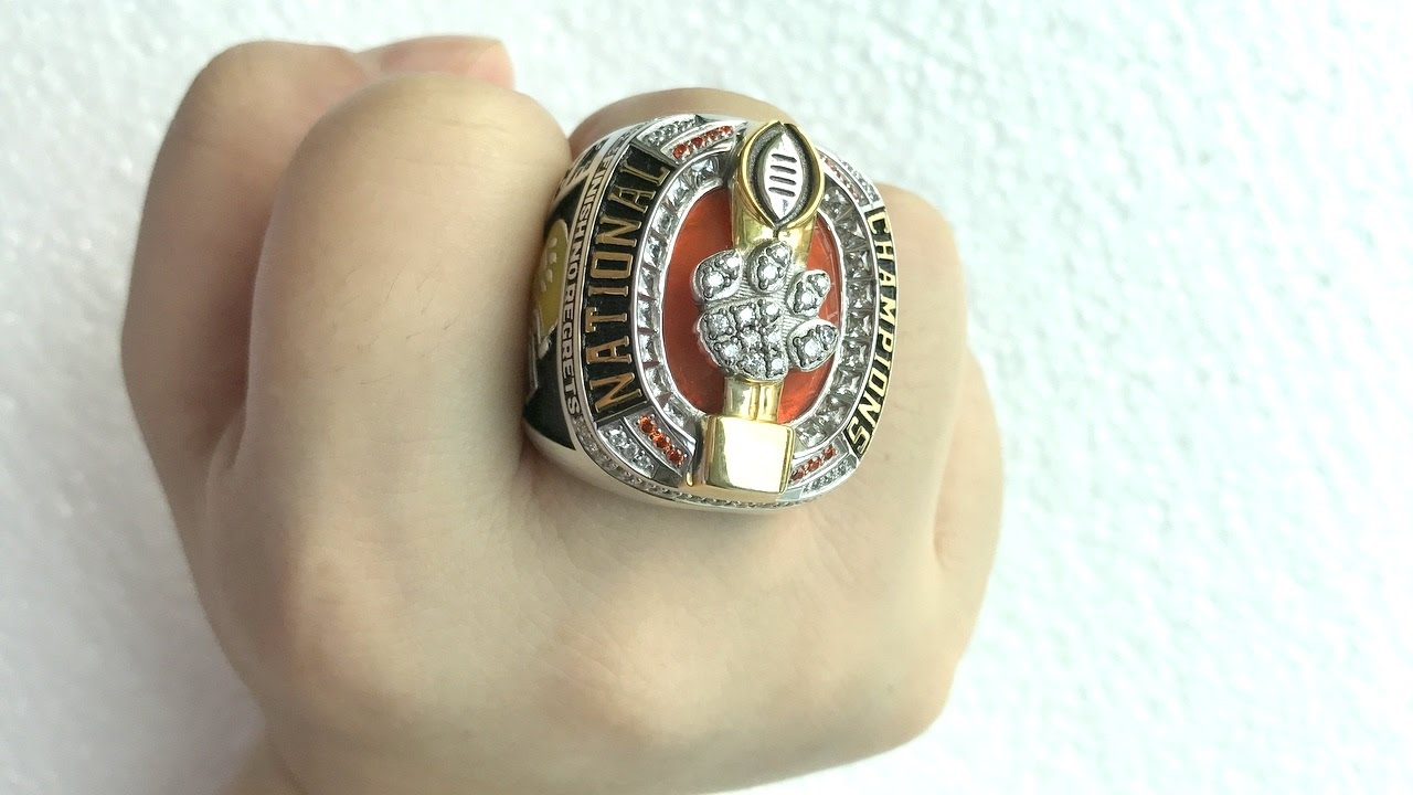 high photos georgia sports school championship rings