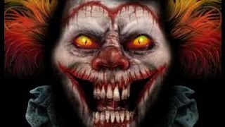 KRACKERS Killer Clown Head Video