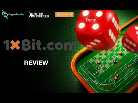 Cryptocurrency Sportsbook  Casino And  Gambling Review 1xBit.com