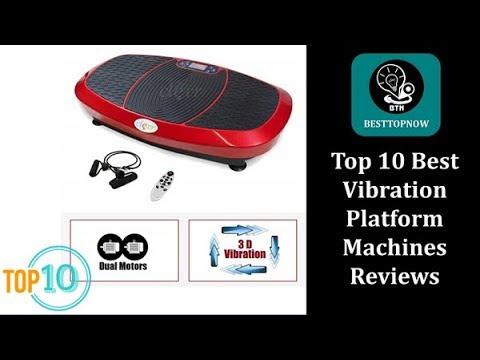 Top 10 Best Vibration Platform Machines In 2019  Reviews [BestTopNow Rev]