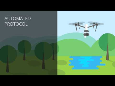 Innovative Method of Mosquito Control Using Drones