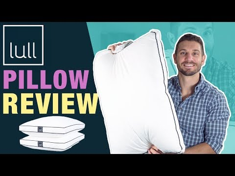 Lull Pillow Review 2019 (Best Mattress For Side Sleepers?!)