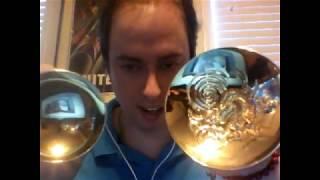 Golden Sake Cups 東京相互銀行 #042