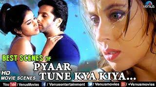 Best Scenes Of Pyaar Tune Kya Kiya | Thriller Scenes | Fardeen Khan Movies | Bollywood Movie Scenes