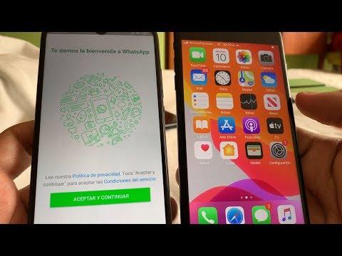 Whatsapp Copia De Seguridad De Android Google Drive Al IPhone ICloud