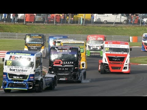 Brands Hatch Truck Racing >> British Truck Racing Season Finale Brands Hatch 05 11 2017 4k