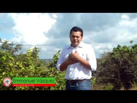 Emmanuel Vázquez Mensaje de Fin de Año