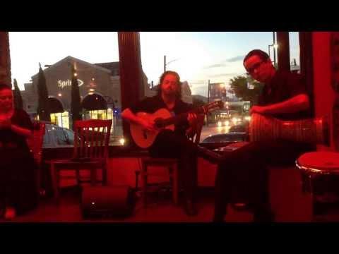 Flamenco music in Houston - 1