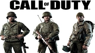 Call Of Duty | All Endings | HD