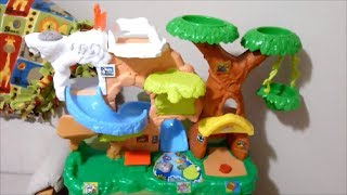 Fisher Price Little People Zoo Talkers with Animal Sounds and Figurines