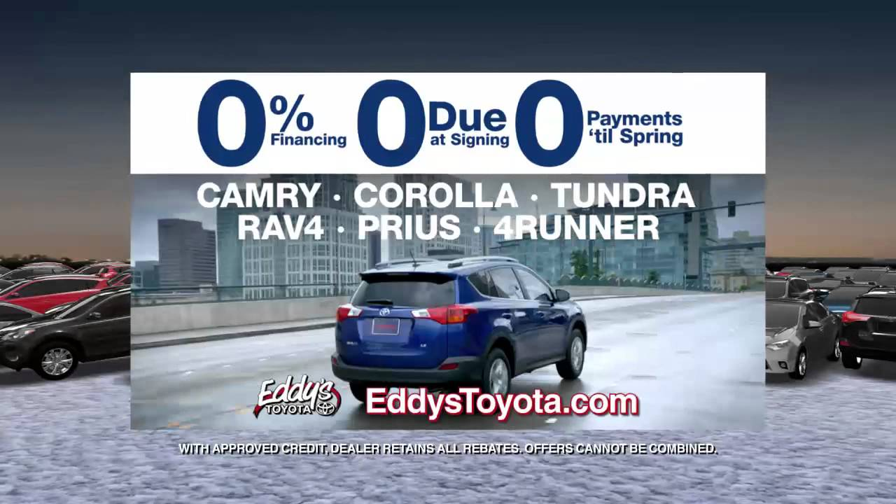 Eddyu0027s Toyota  Toyotathon  Wichita, KS
