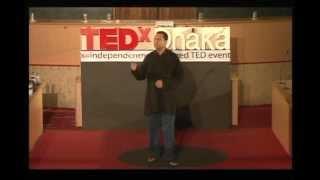 Different Bangladesh: Cal Jahan at TEDxDhaka