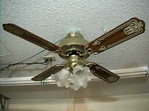 Smc Dc42 Ceiling Fan Youtube