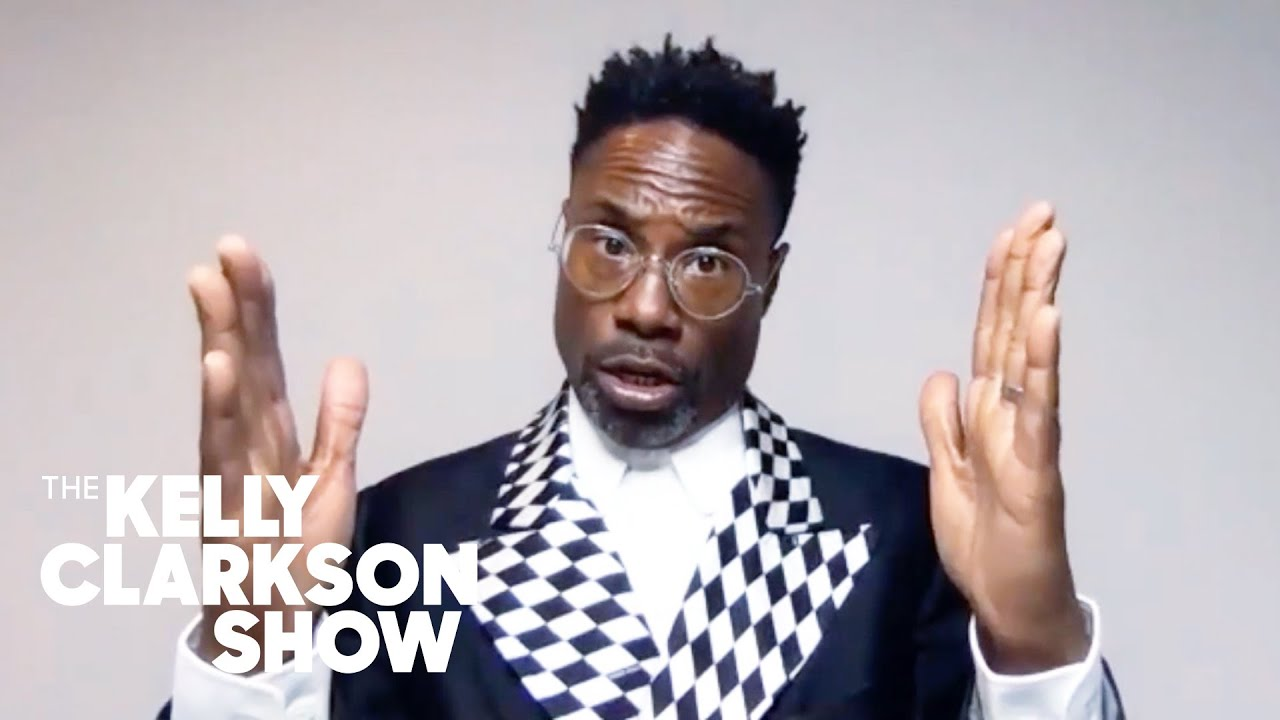Billy Porter On Importance Of Black Trans Lives Matter Movement: 'Trans People Are Human Beings'